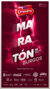 maraton burgos cartel